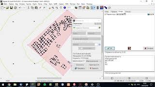 Векторизація публічної кадастрової карти в Digitals