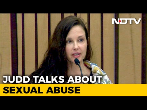 Download Youtube: Actress Ashley Judd Reveals She Was 'Molested At 7, Raped At 14'