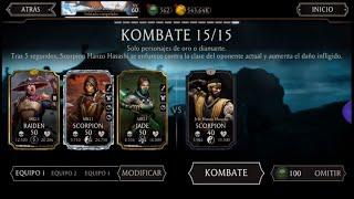 Mortal Kombat Mobile #51 - Scorpion Hanzo Hasashi y compra masiva de packs