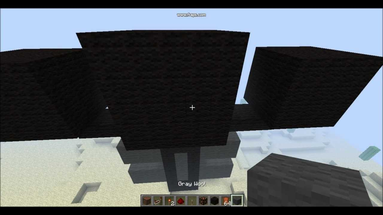 how to make a wither boss ps4