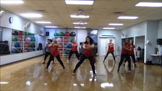 Now That We Found Love ~ Heavy D and the Boyz ~ Zumba®/Dance Fitness  ~ Warm up