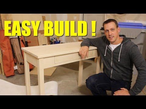 Easy Build - Small Desk
