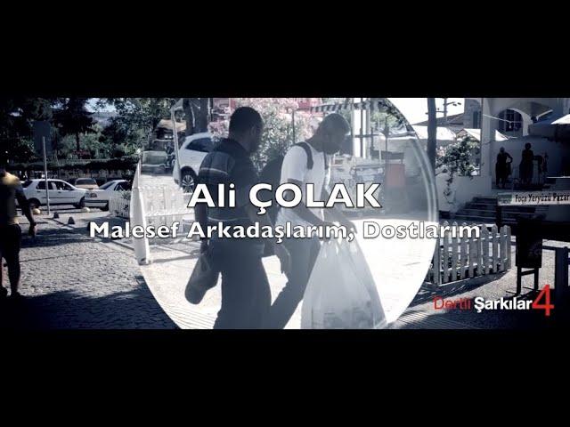 Dertli Şarkılar 4 / Ali Çolak