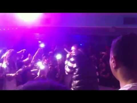 Shide Boss performing in Birmingham 2 - 1000 Ladies came to see him!!