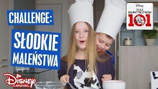 Cookie Mint w Disney Channel | Challenge:  Słodkie maleństwa | Ulica Dalmatyńczyków 101