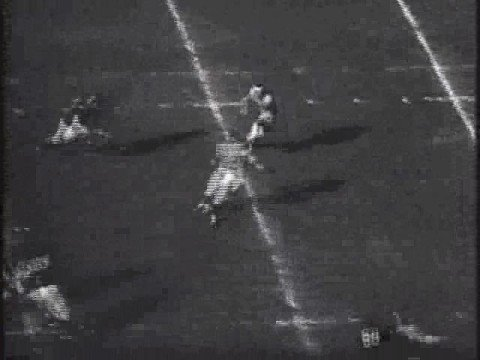 Chicago Bears defeat Los Angeles Rams - 1956