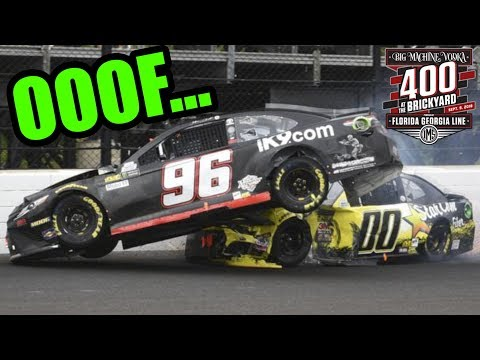 2018 Brickyard 400 Review