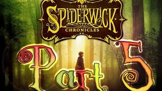 The Spiderwick Chronicles Walkthrough Part 5 (PS2, Wii, Xbox 360, PC) Full 5/10