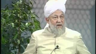 Liqa Ma'al Arab 26th March 1997 Question/Answer English/Arabic Islam Ahmadiyya