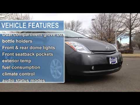 2008 toyota prius ed carroll motor company fort for Ed carroll motor company
