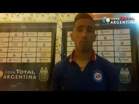 Lucas Barrios - Argentinos Juniors