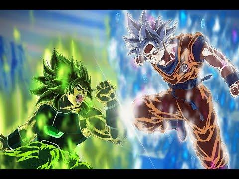 Saiyan vs Saiyan: Dragon Ball Super Movie Villain