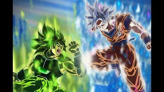 Saiyan vs Saiyan: Dragon Ball Super Movie Villain