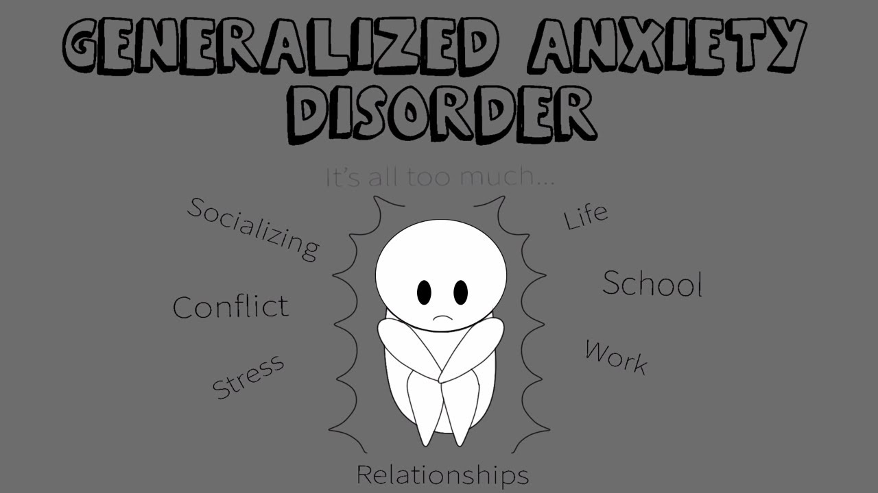 Download 5 Differences Between Generalized Anxiety Disorder and Anxiety