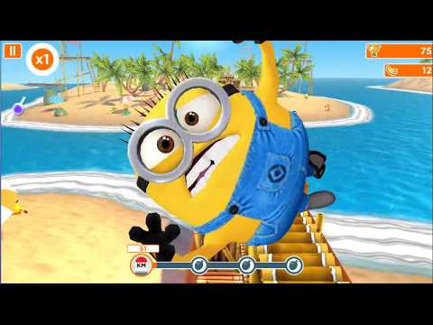 Despicable Me3 - Minion Rush Beach Minion Games Athenian Minion