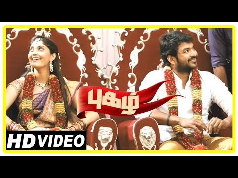 Pugazh Tamil Movie | Scenes | Jai Surabhi...