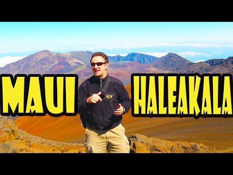 Best View in Maui! Haleakala National Park
