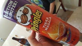 Pringles Tikka Masala Review - WE Shorts