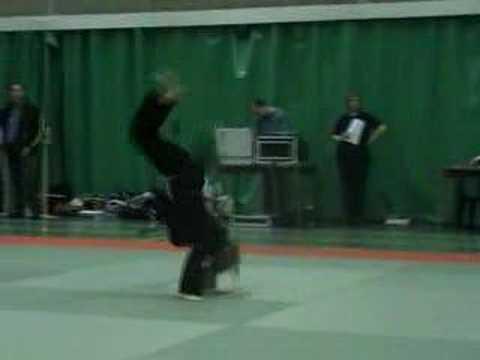 World Kenpo Karate Championship 2007 - Musical Kata