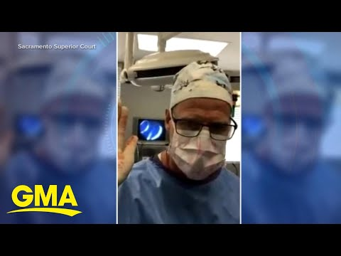 Doctor-under-fire-for-attending-virtual-court-from-operating-room-l-GMA