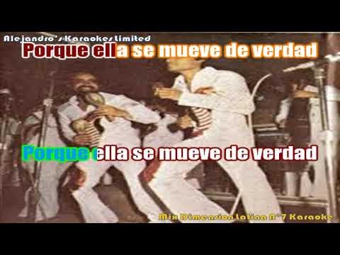 Mix Dimension Latina N°7 Karaoke