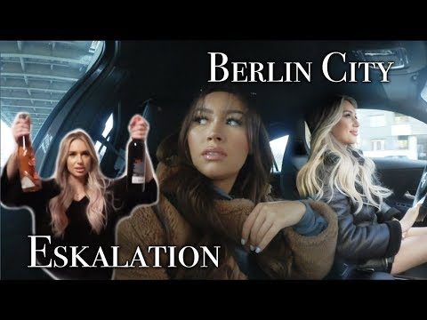 CRUISEN, SCHMINKEN, SAUFEN 😂 - Berlin Vlog | PaulinaMary & MayaRe