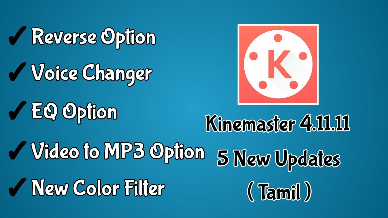 Kinemaster 5 New Features | Kinemaster new updates | How to