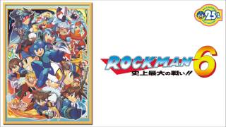 25th Anniversary ROCKMAN TECHNO Arrange Ver. - Mr.X Stage (EXTENDED)