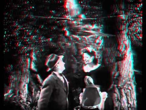 The Devil Bat 1940 in anaglyph 3D (complete film)