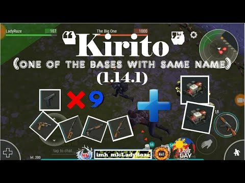 """Kirito"" Base Raided (1.14.1) With Suicide - LDOE"