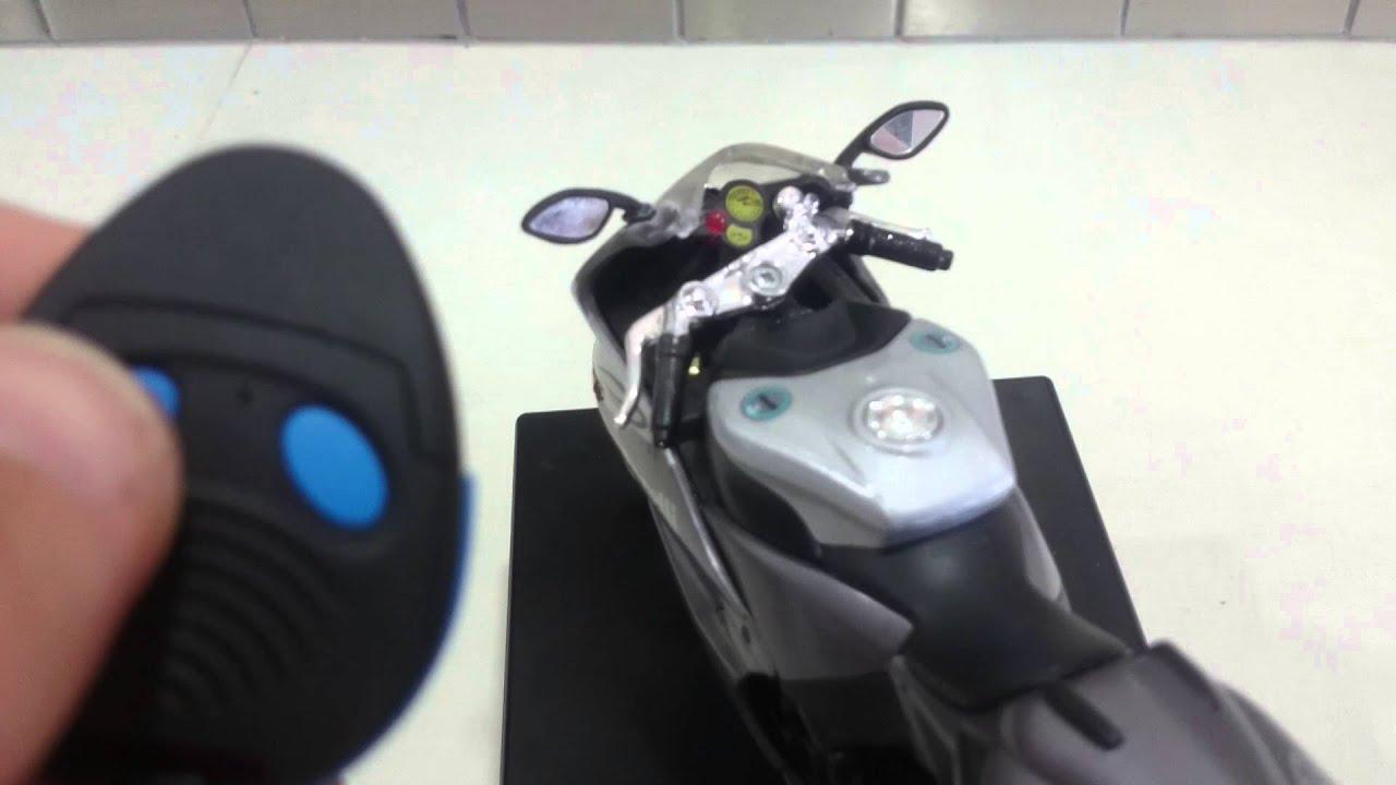 alarme moto spyball