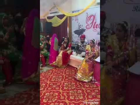 Gingoor.. By (milan Kunwar Shaktawat) At Ghoomar Event Chittorgarh