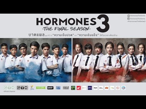 ตัวอย่าง Hormones 3 The Final Season (Official Trailer)