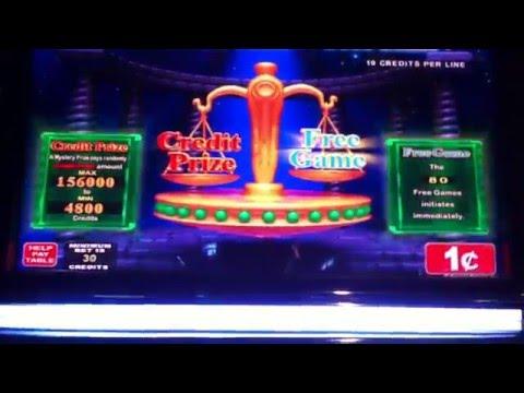 CHINA SHORES SLOT MACHINE $1560 Or 80 FREE GAMES! MAX BET!