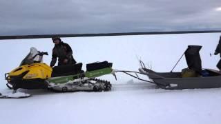 рыбалка на Кожозере часть 2