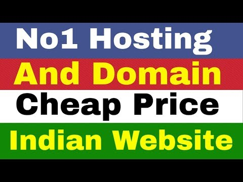 How To Buy Free Domain And Hosting For Blogger - HOW TO BUY CHEAP DOMAIN AND HOSTING /HOSTING RAJA/ - 동영상