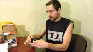 Розпакування та враження про sony HDR - AZ1 VW mini action cam. Наша екшн камера