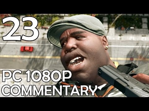 Watch Dogs: Commentary Walkthrough (PC 1080p) - Part 23 - Planting A Bug