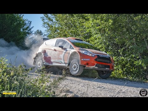 Test 46° Rally San Marino 2018 Campedelli - Canton [HD]