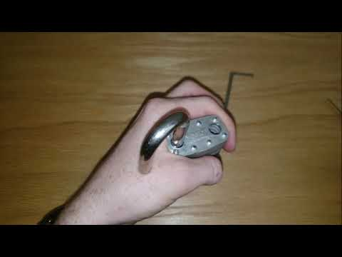 [9]-master-lock-no-5-picked,-shimmed,-&-bypassed!