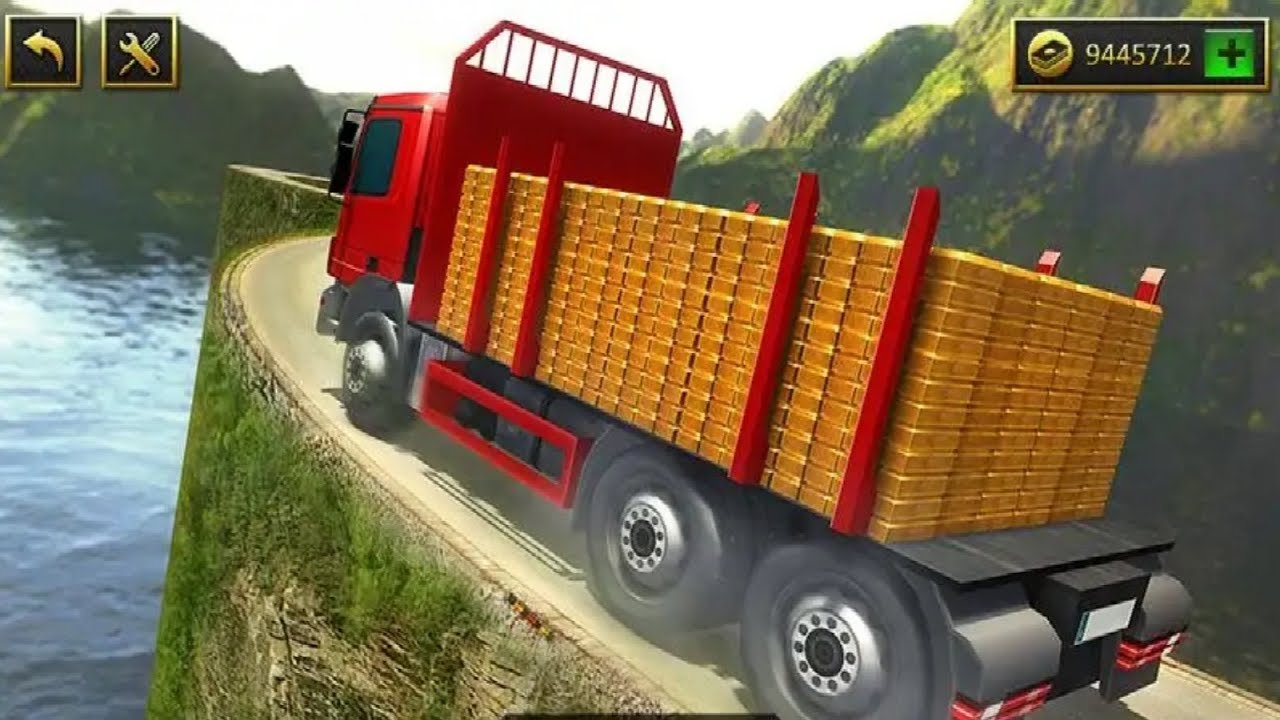 American truck simulator on steam.