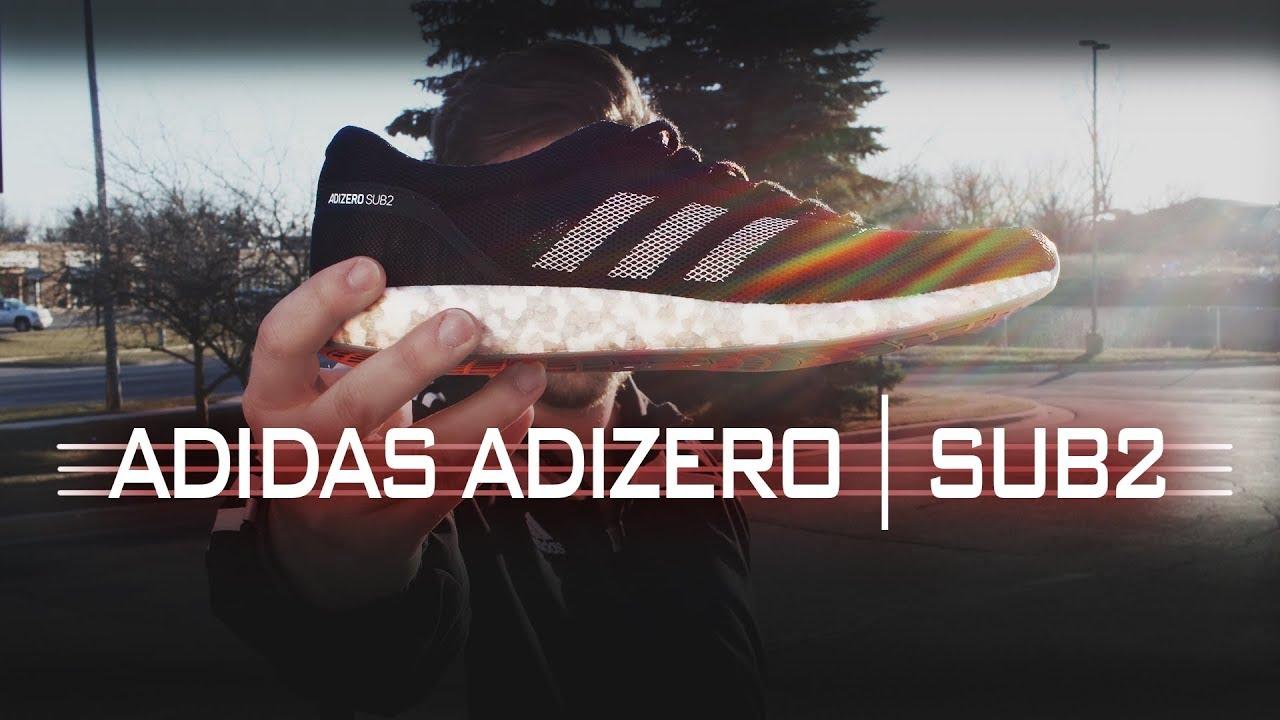 Adidas adiZero Sub2 | Tech Review