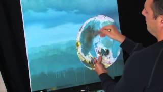 Как рисуется дерево акриловыми красками(На нашем сайте http://gratter.ru/ вы увидите необычные картины на стекле, выполненные в очень редкой технике ГРАТТА..., 2014-07-23T12:17:58.000Z)