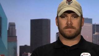 Navy Seal Chris Kyle: Most Americans Don