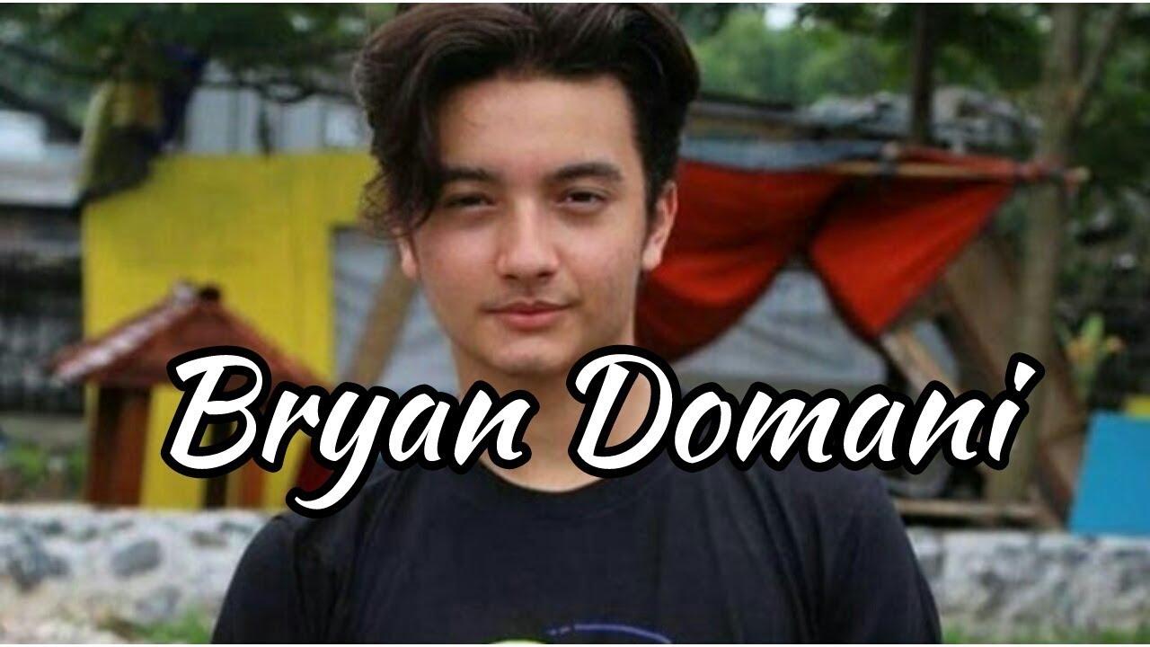Biodata Bryan Domani - YouTube