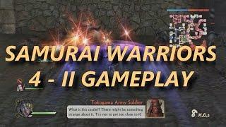 Samurai Warriors 4 - II PC Gameplay