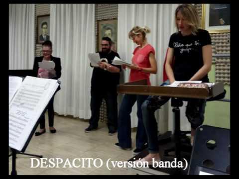 Despacito (versión banda) -  Banda Municipal de Jaén