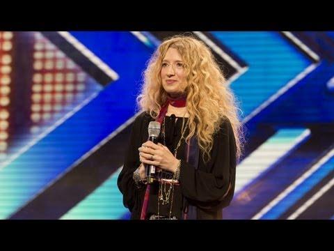 Melanie Masson's audition - Janis Joplin's Cry Baby - The X Factor UK 2012