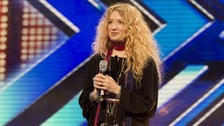 melanie masson s audition janis joplin s cry baby the x factor uk 2012