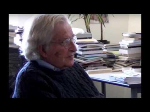 Noam Chomsky - Libertarian Socialism vs. American Libertarianism